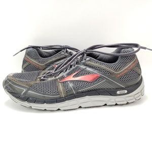 MENS BROOKS ADDICTION A12 ATHLETIC SHOES SIZE US 1